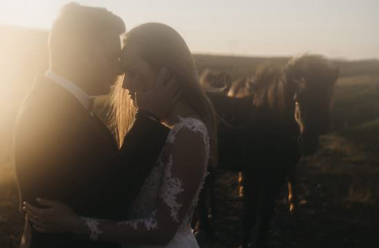 plener ślubny Islandia